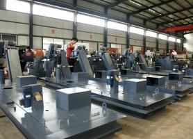 数控机床排屑机 链板式排屑机根据尺寸可以定制加工