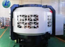 圆形数控机床外壳机械设备外观工业设计钣金加工厂家
