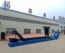 刮板式排屑器超长机床排屑机厂家