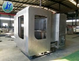 机械装备工业设计 数控设备不锈钢外壳加工厂家 精密钣金
