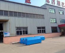 河北机械设备外壳钣金项目客户来厂验收