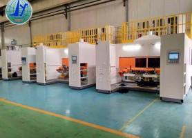 北方精艺智能装备外观设计 山西机器人焊接设备外壳钣金加工厂