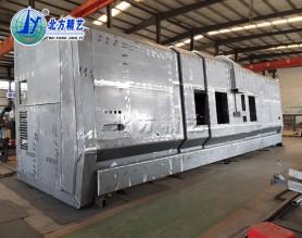 数控机床外壳钣金不锈钢外壳定制大型机箱机柜加工厂家